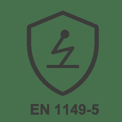 Norme vêtement de protection antistatique EN 1149-5