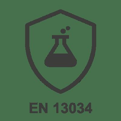 Norme vêtement de protection chimique EN 13034