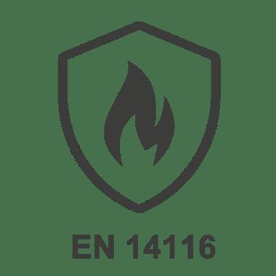 Norme vêtement de protection ignifugé EN 14116