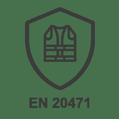 Norme vêtement de protection haute visibilité EN 20471